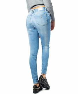ANNETTE MID RISE SKINNY FIT LIVW