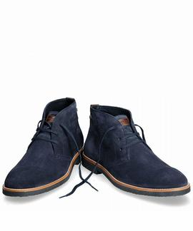 GUNTER IGLOO C1 VELOUR NAVY / AZUL MARINO