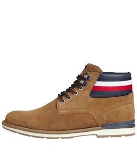 OUTDOOR SUEDE HILFIGER BOOT HIGHLAND KHAKI