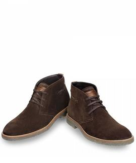 GUNTER C3 VELOUR BROWN / MARRON