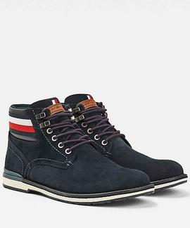 OUTDOOR SUEDE HILFIGER BOOT HIGHLAND DESERT SKY