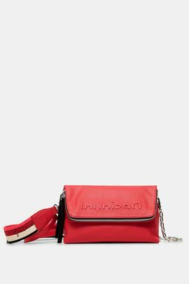 BOLS_EMBOSSED HALF LOGO VENECIA RED